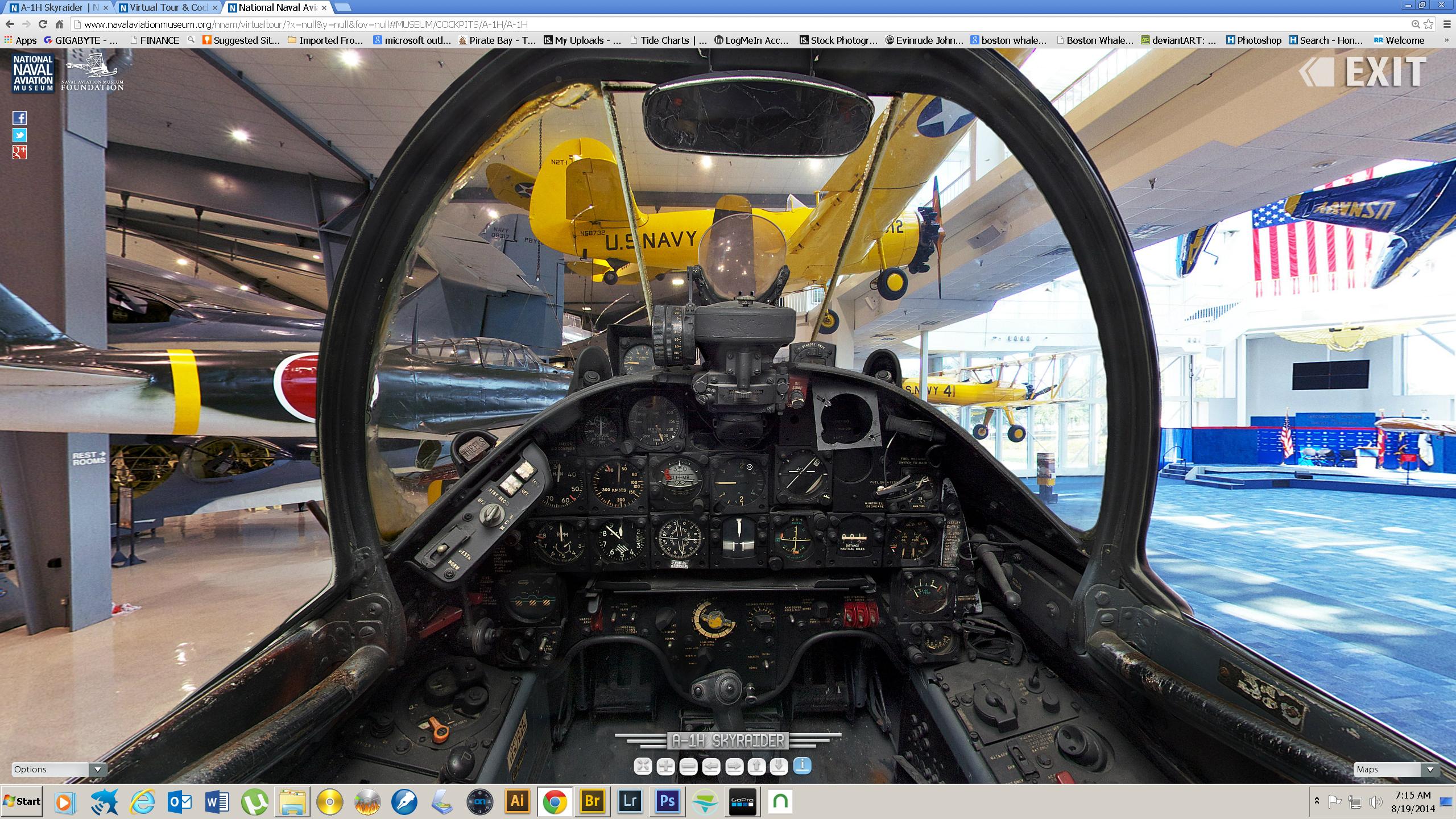 cockpit museum